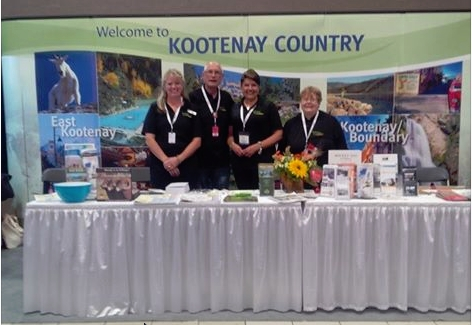 showcasing our beautiful area at the Federation of Canadian Municipalities this week.
